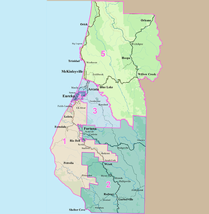 Image for Redistricting Humboldt County - 1st Draft Maps Ready for Review