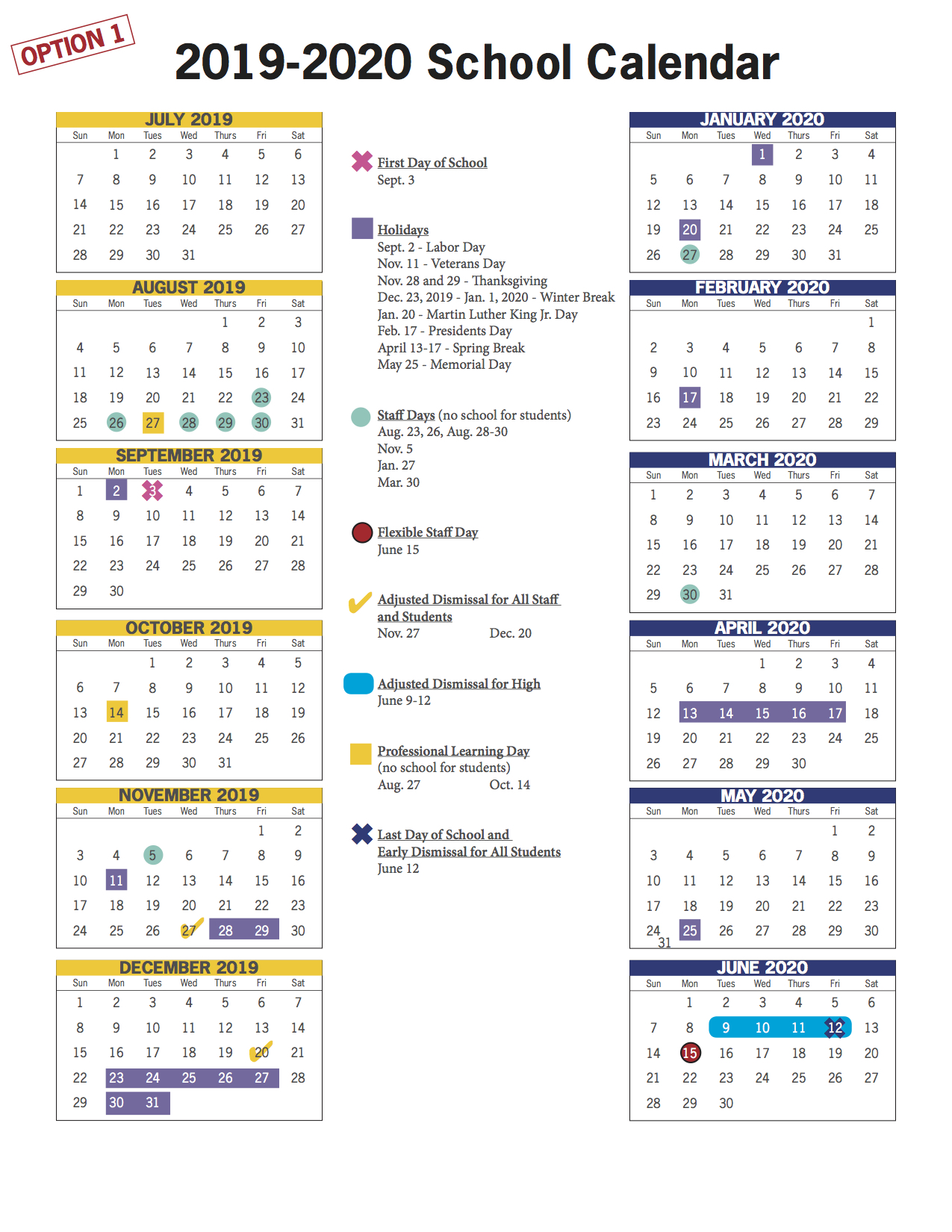 Beach Calendar 2020 VBCPS E Town Hall   2018 2019 and 2019 2020 School Calendar Review