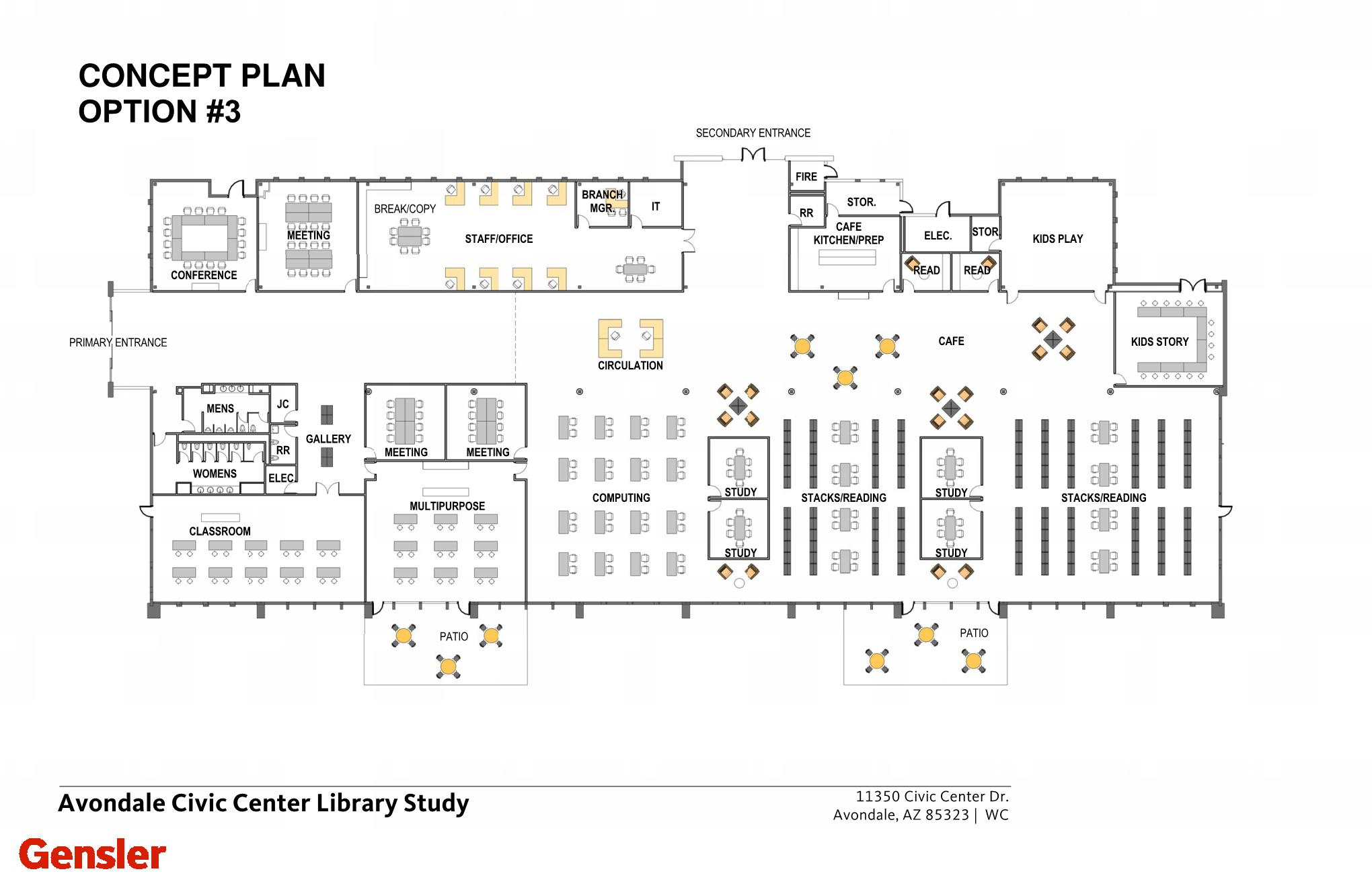 aVOICE - Civic Center Library Study - Issue