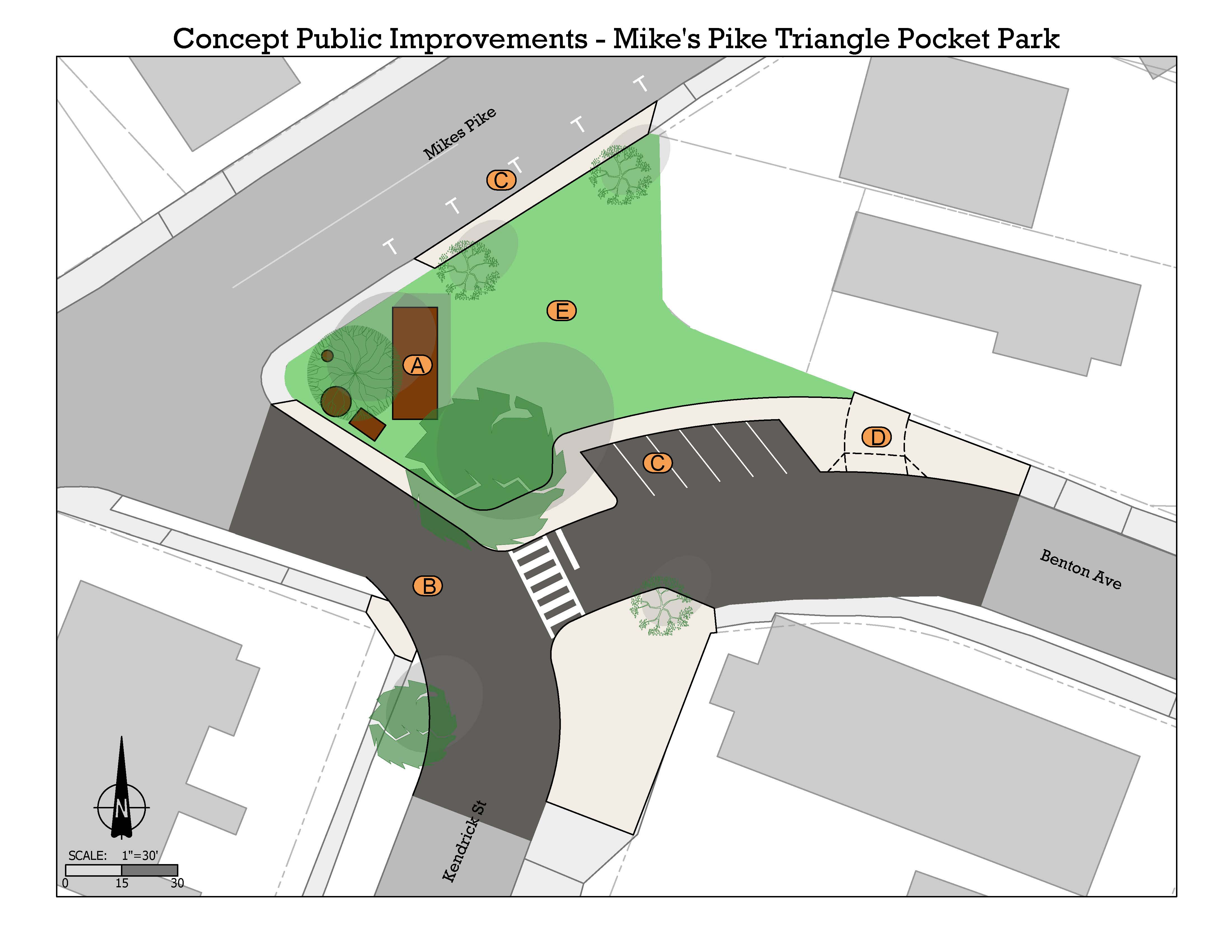 Mikes Pike Park