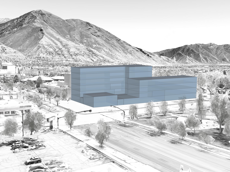 City Facilities rendering