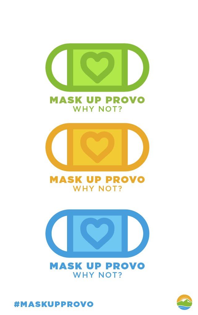 Mask Up Provo