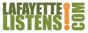 Lafayette listens dot com color logo e73627c7 c009 438b acd8 02fcf2af4e8c