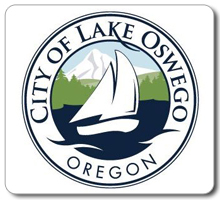 Lake oswego or logo