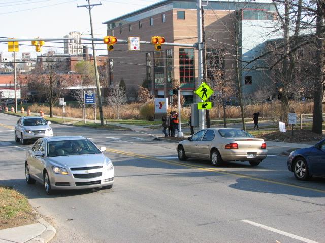 Pedestrian Hybrid Beacons