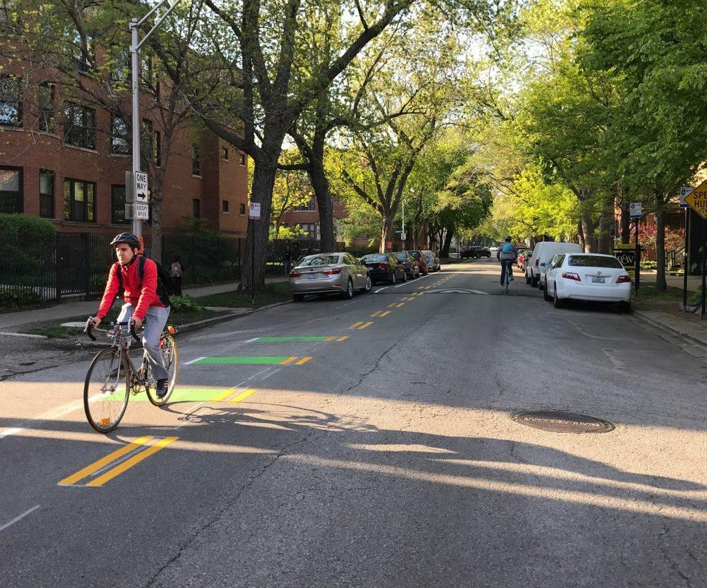 Slow Street Example Photo