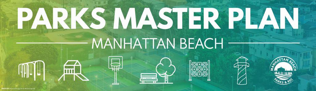 Parks Master Plan header