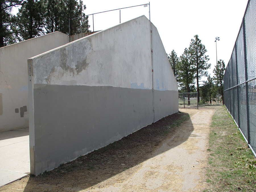 Wall View 2