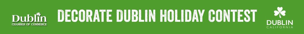 Green Decorate Dublin Program Header