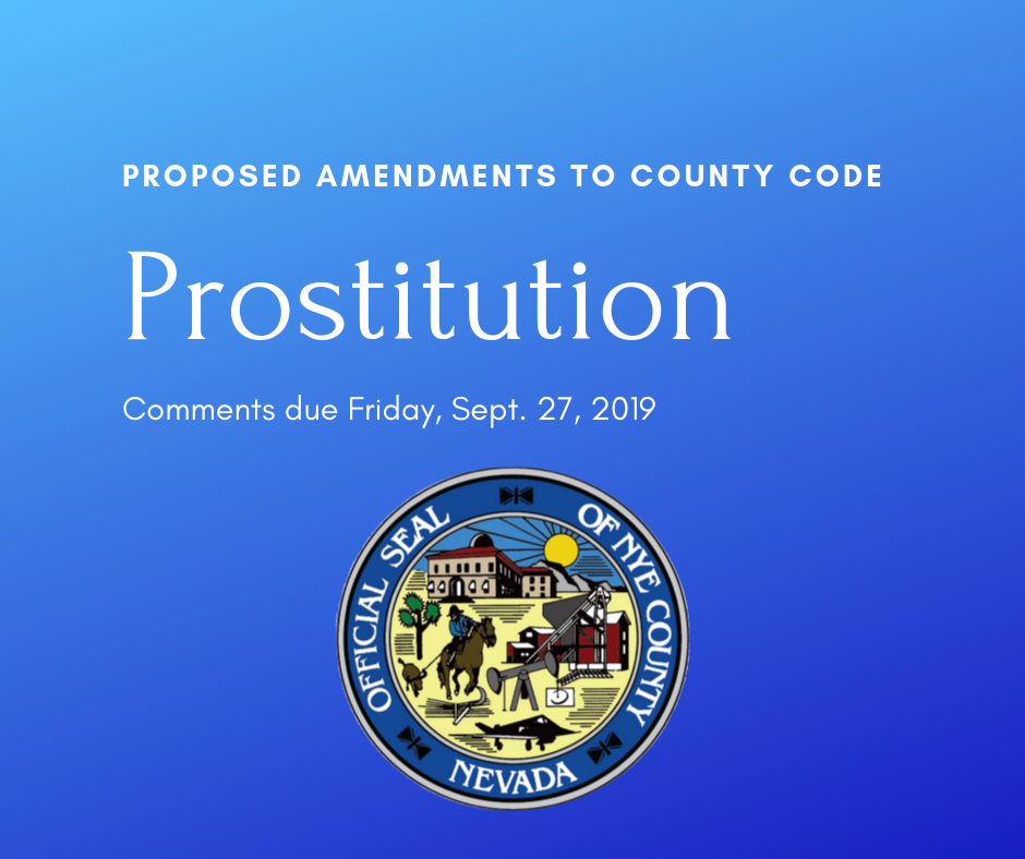 Open Town Hall - Proposed Amendments to County Code